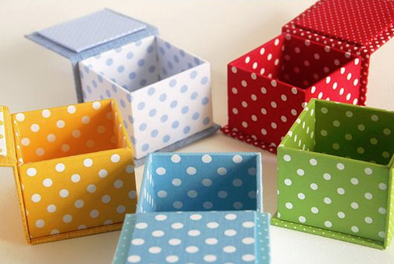 Ideas para decorar cajas de cart n blog de - Decorar cajas de regalo ...