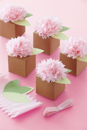 Ideas para decorar cajas de cart n blog de for Cajas de regalo de carton