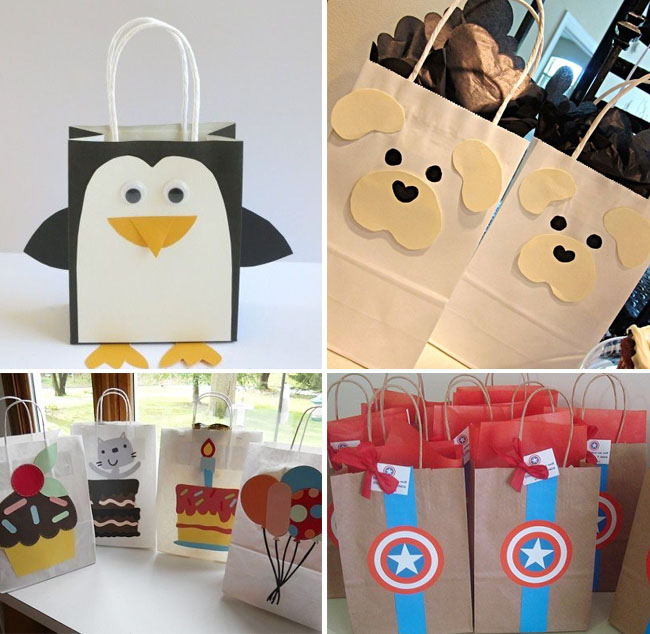 Decorar Bolsas De Papel Ideas Para Que Te Queden Perfectas